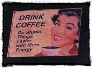 Drick kaffe