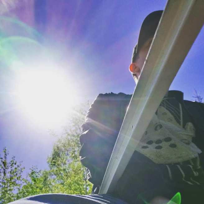Tur att det är #högtitak när man får #soppatorsk #citroendyane #närturism #extempore #svartskärsback